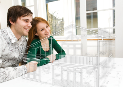 Our custom homes are designed with your budget in mind.
